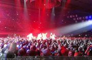 VIPs beim Lady Gaga Konzert - Wiener Stadthalle - Do 11.11.2010 - 35