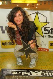 Anna F. Walk of Stars - Gasometer - Mi 01.12.2010 - 2