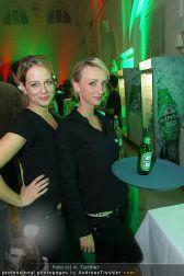 Heineken Green Space - Casino Baumgarten - Sa 04.12.2010 - 17