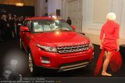 Land Rover Evoque - Hofburg - Do 18.11.2010 - 20