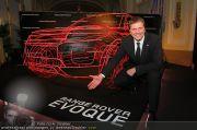Land Rover Evoque - Hofburg - Do 18.11.2010 - 38