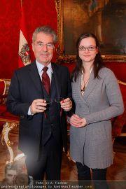 Brillen für UHBP - Hofburg - Fr 17.12.2010 - 12