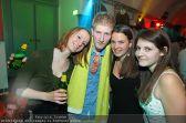 Kabinenparty - MQ Hofstallung - Fr 23.04.2010 - 13