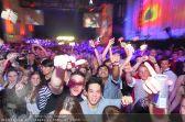 DJ Axwell Live - MQ Halle E - Sa 24.04.2010 - 2