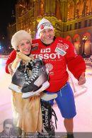 Eishockey Charity - Rathausplatz - Do 18.02.2010 - 10