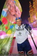 Eishockey Charity - Rathausplatz - Do 18.02.2010 - 11