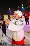Eishockey Charity - Rathausplatz - Do 18.02.2010 - 13