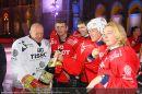 Eishockey Charity - Rathausplatz - Do 18.02.2010 - 15