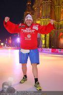 Eishockey Charity - Rathausplatz - Do 18.02.2010 - 19