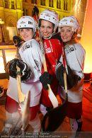 Eishockey Charity - Rathausplatz - Do 18.02.2010 - 2