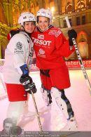 Eishockey Charity - Rathausplatz - Do 18.02.2010 - 27