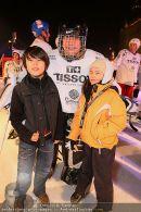 Eishockey Charity - Rathausplatz - Do 18.02.2010 - 30