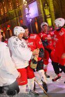 Eishockey Charity - Rathausplatz - Do 18.02.2010 - 31