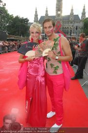 Lifeball Red Carpet - Rathaus - Sa 17.07.2010 - 118