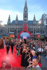 Lifeball Red Carpet - Rathaus - Sa 17.07.2010 - 161
