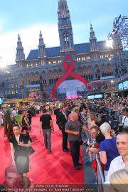 Lifeball Red Carpet - Rathaus - Sa 17.07.2010 - 175
