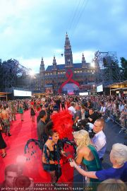 Lifeball Red Carpet - Rathaus - Sa 17.07.2010 - 180