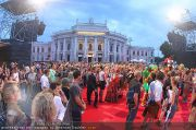 Lifeball Red Carpet - Rathaus - Sa 17.07.2010 - 181
