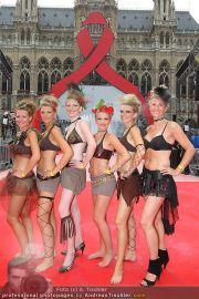 Lifeball Red Carpet - Rathaus - Sa 17.07.2010 - 23