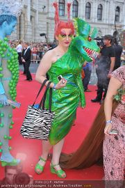 Lifeball Red Carpet - Rathaus - Sa 17.07.2010 - 65