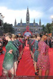 Lifeball Red Carpet - Rathaus - Sa 17.07.2010 - 77