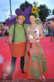 Lifeball Red Carpet - Rathaus - Sa 17.07.2010 - 91