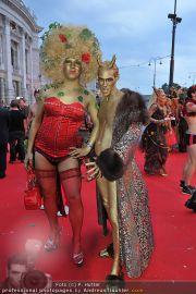 Lifeball Red Carpet - Rathaus - Sa 17.07.2010 - 93