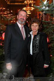 Licht ins Dunkel Charity - Rathaus - Mi 15.12.2010 - 12