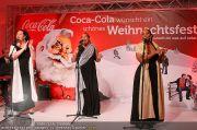 Coca Cola Truck - Rathaus - Sa 18.12.2010 - 14