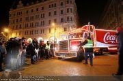 Coca Cola Truck - Rathaus - Sa 18.12.2010 - 24