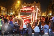 Coca Cola Truck - Rathaus - Sa 18.12.2010 - 32