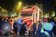 Coca Cola Truck - Rathaus - Sa 18.12.2010 - 4