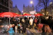 Coca Cola Truck - Rathaus - Sa 18.12.2010 - 46