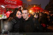 Coca Cola Truck - Rathaus - Sa 18.12.2010 - 49