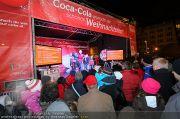 Coca Cola Truck - Rathaus - Sa 18.12.2010 - 60