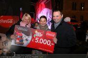 Coca Cola Truck - Rathaus - Sa 18.12.2010 - 69