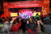 Coca Cola Truck - Rathaus - Sa 18.12.2010 - 70