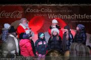 Coca Cola Truck - Rathaus - Sa 18.12.2010 - 72