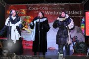 Coca Cola Truck - Rathaus - Sa 18.12.2010 - 92