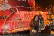 Coca Cola Truck - Rathaus - Sa 18.12.2010 - 95