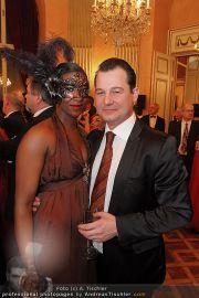 Un Ballo in Maschera - Palais Auersperg - Fr 14.01.2011 - 14