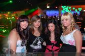 Partynacht - Club Couture - Fr 21.10.2011 - 31