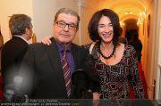 Premierenfeier - Theater in der Josefstadt - Do 13.01.2011 - 22
