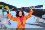 Promi Skirennen - Hohe Wand Wiese - Sa 15.01.2011 - 6