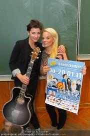 Benefizkonzert - Goethegymnasium - Do 20.01.2011 - 16