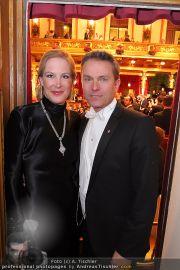 Philharmonikerball - Musikverein - Do 20.01.2011 - 10