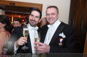 Philharmonikerball - Musikverein - Do 20.01.2011 - 24