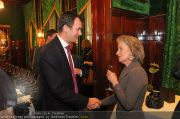 Business Lunch - Hotel Sacher - Mo 24.01.2011 - 10