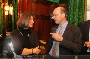 Business Lunch - Hotel Sacher - Mo 24.01.2011 - 13