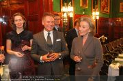 Business Lunch - Hotel Sacher - Mo 24.01.2011 - 15